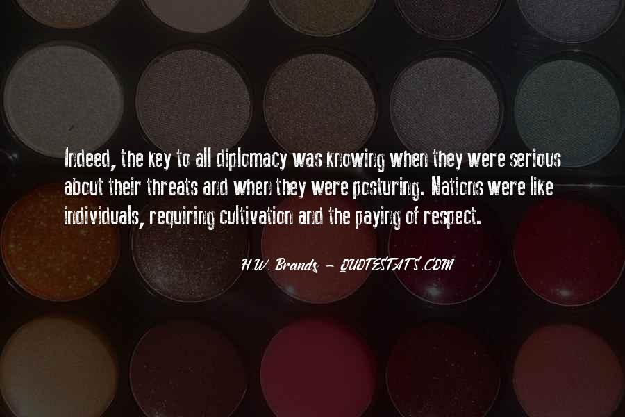 H.W. Brands Quotes #1469001