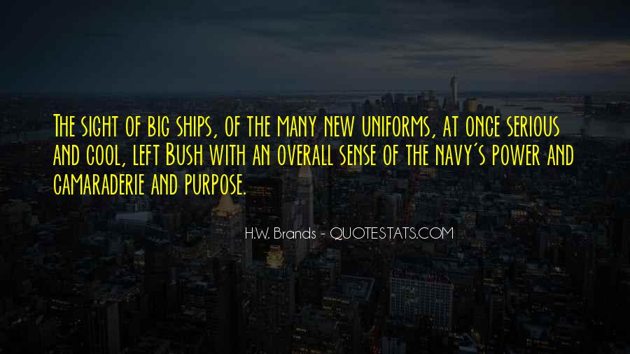 H.W. Brands Quotes #1524892