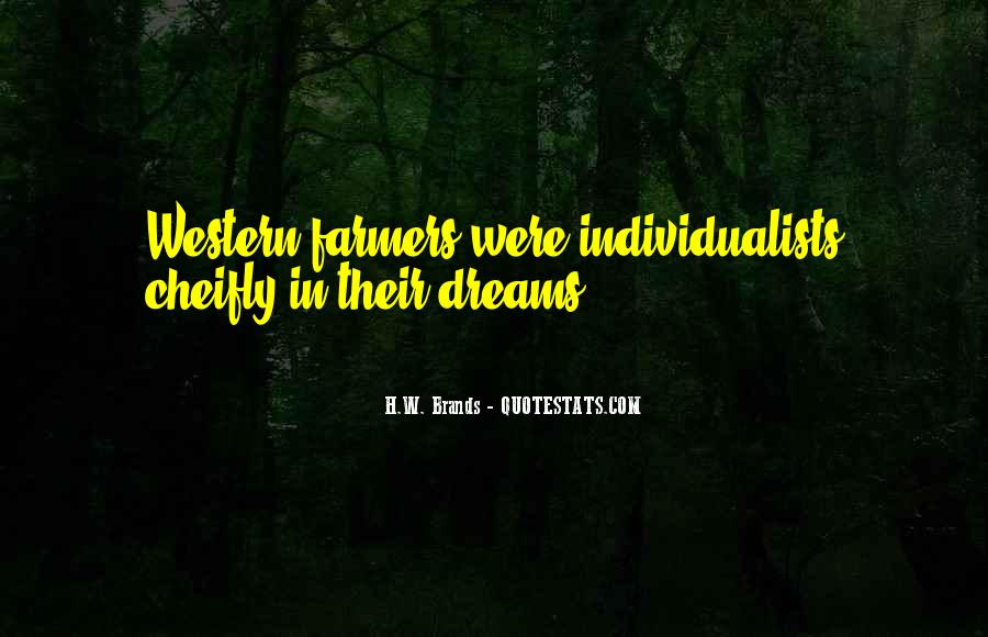 H.W. Brands Quotes #1553144