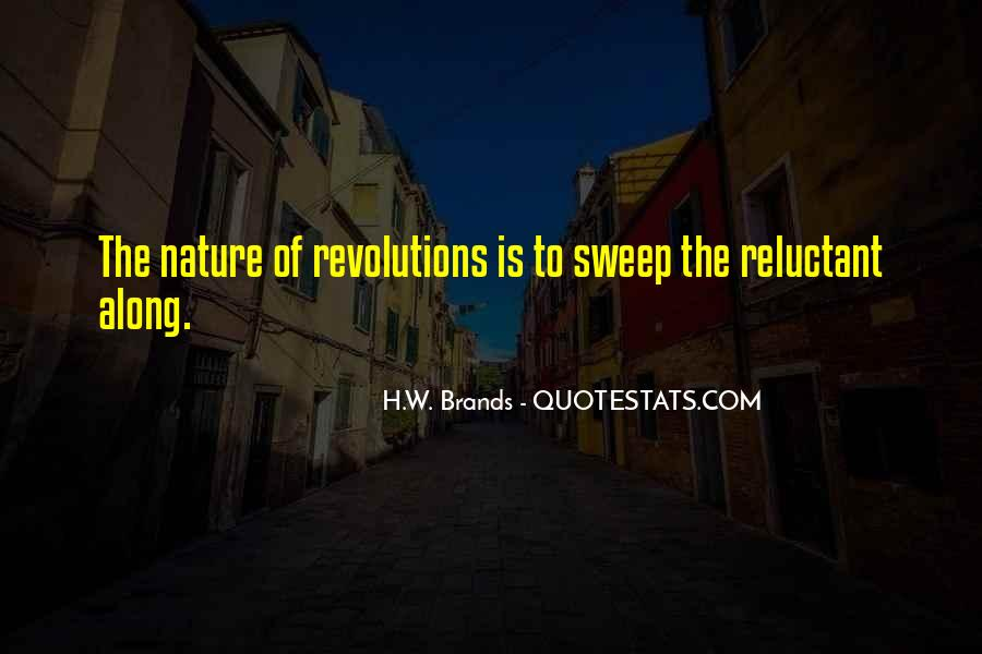 H.W. Brands Quotes #1711854