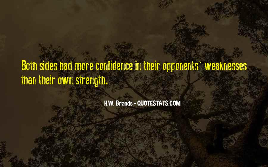 H.W. Brands Quotes #1849388