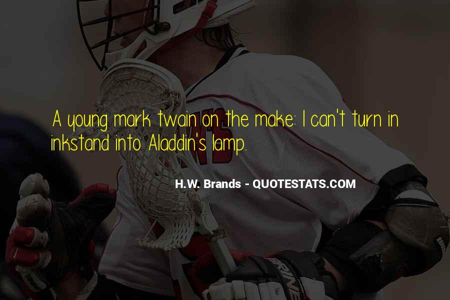 H.W. Brands Quotes #1849446