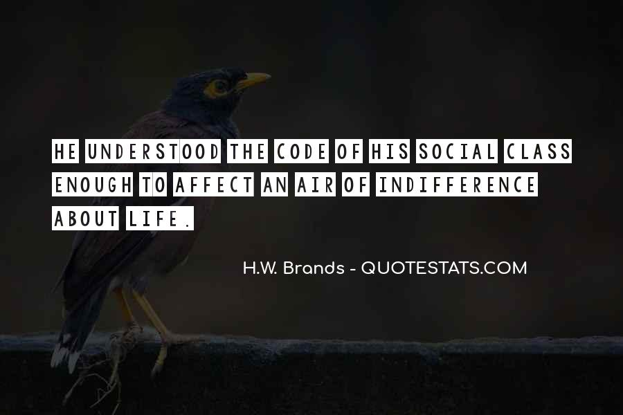 H.W. Brands Quotes #1862725