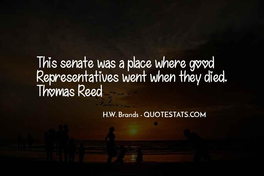 H.W. Brands Quotes #439113