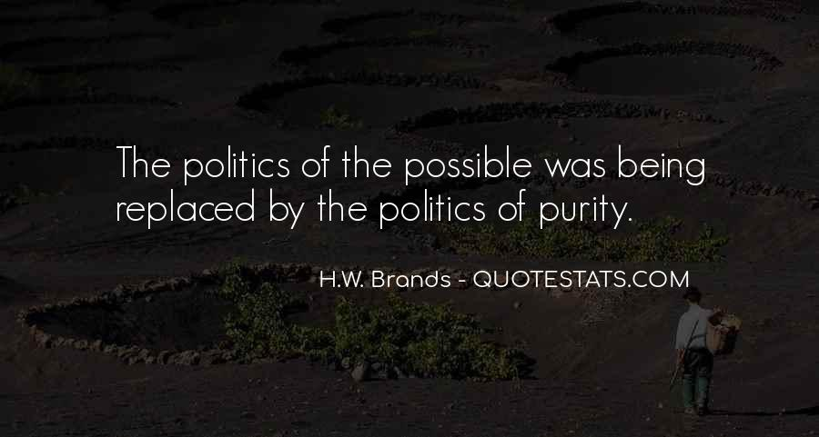 H.W. Brands Quotes #531125