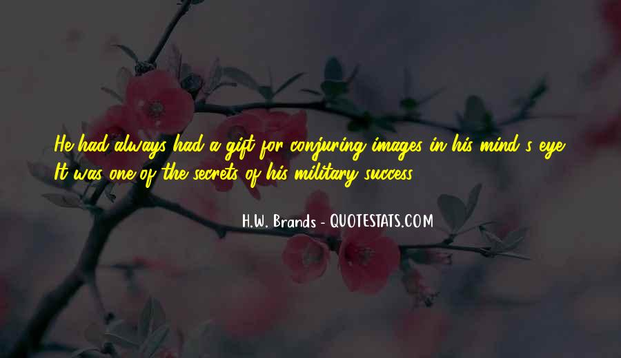 H.W. Brands Quotes #624246