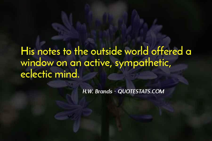 H.W. Brands Quotes #804050