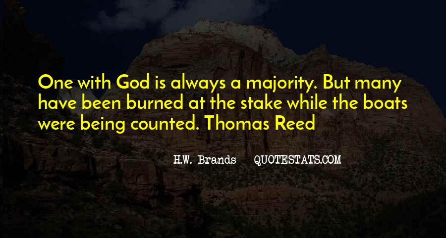 H.W. Brands Quotes #886110