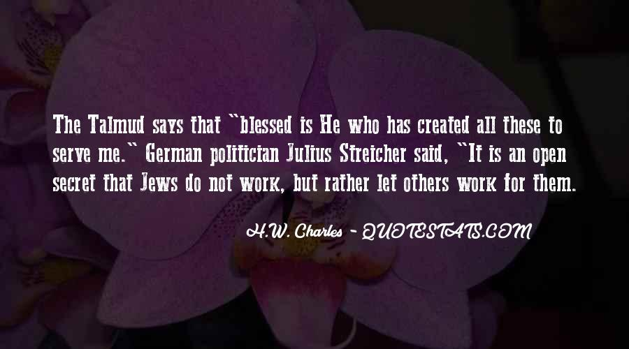 H.W. Charles Quotes #1118992