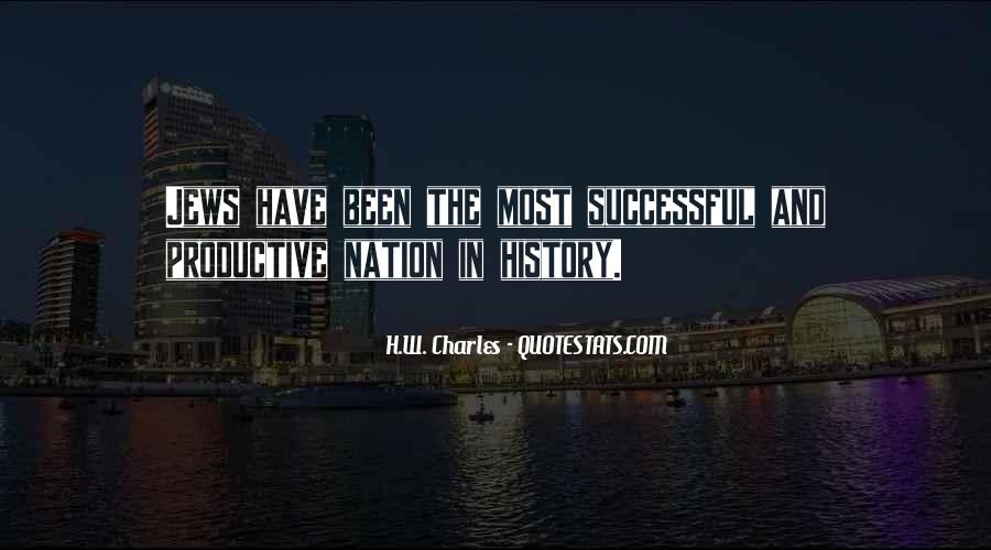 H.W. Charles Quotes #1357122