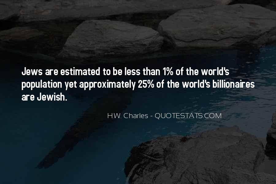 H.W. Charles Quotes #1728980