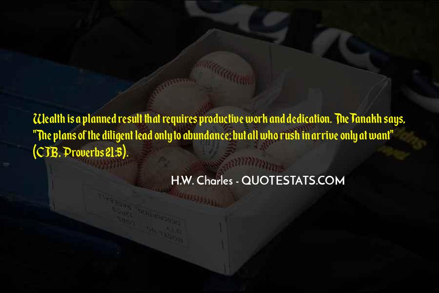 H.W. Charles Quotes #1811507