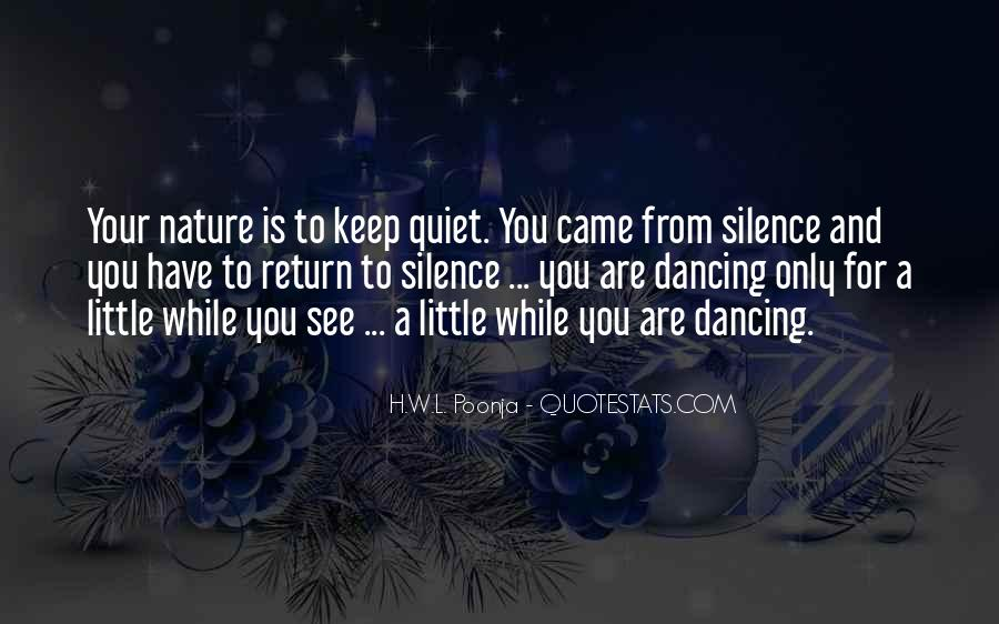 H.W.L. Poonja Quotes #1768927