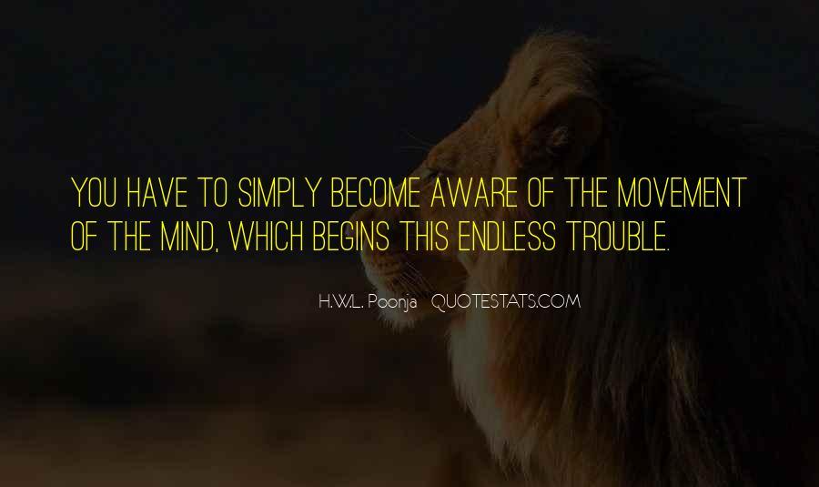 H.W.L. Poonja Quotes #1851920