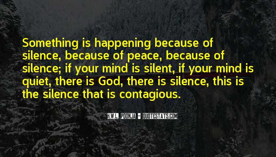 H.W.L. Poonja Quotes #1852098