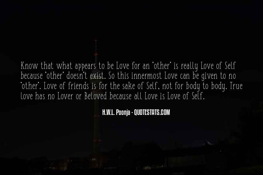 H.W.L. Poonja Quotes #190165