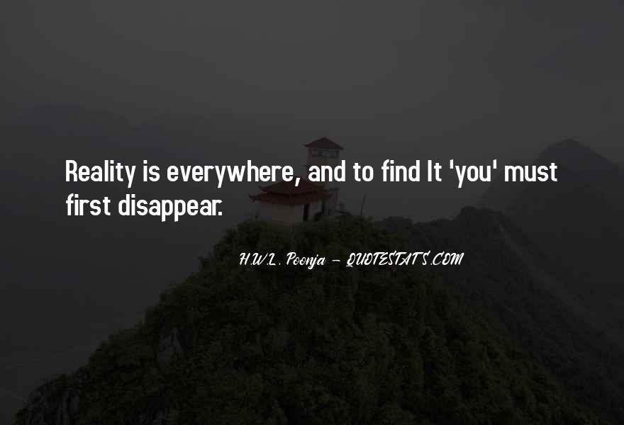H.W.L. Poonja Quotes #58803