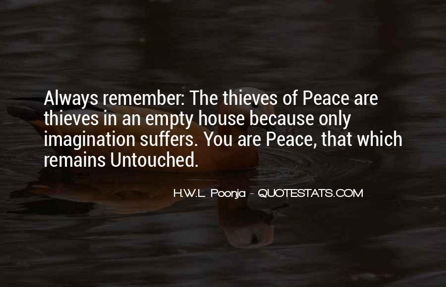 H.W.L. Poonja Quotes #673035