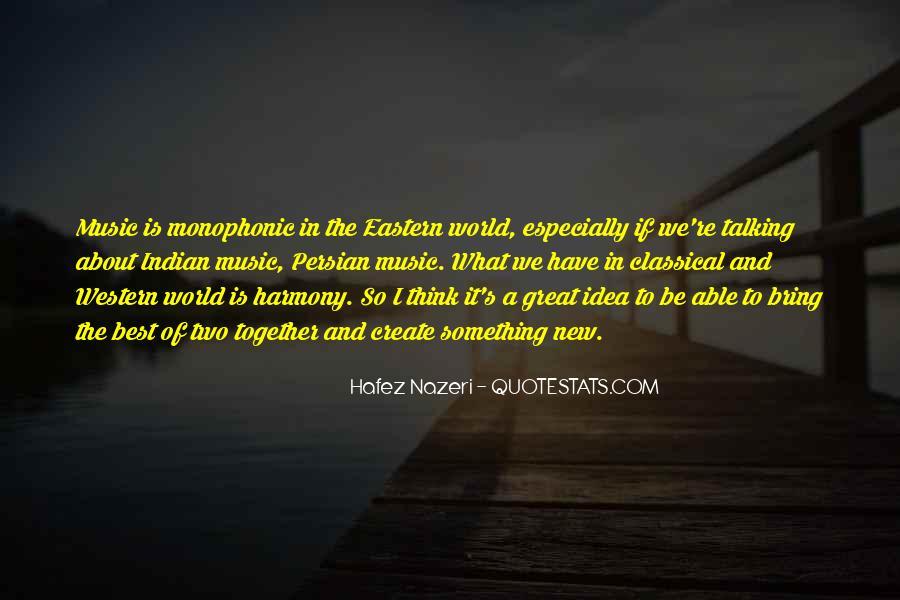 Hafez Nazeri Quotes #1730836