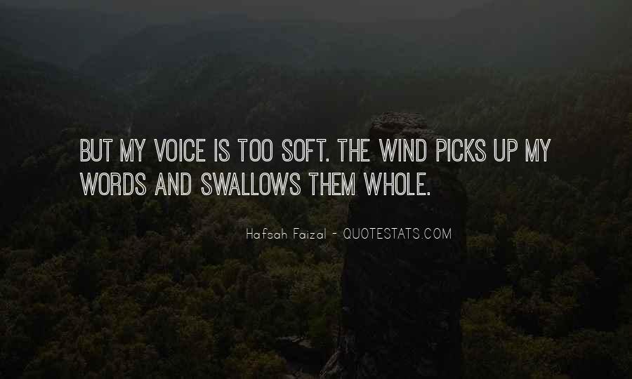Hafsah Faizal Quotes #1032151