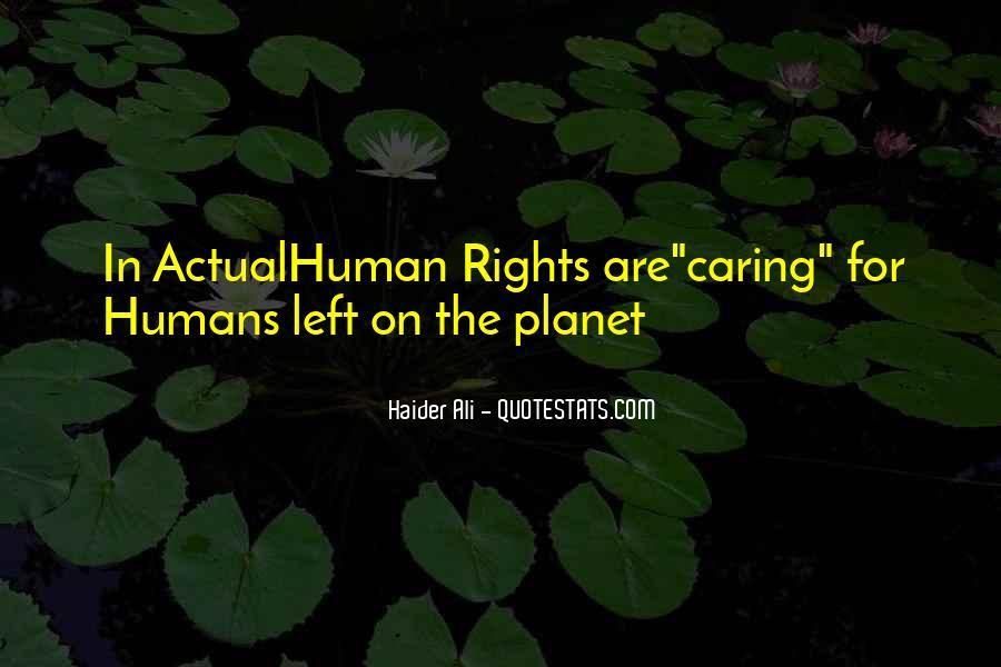 Haider Ali Quotes #45154