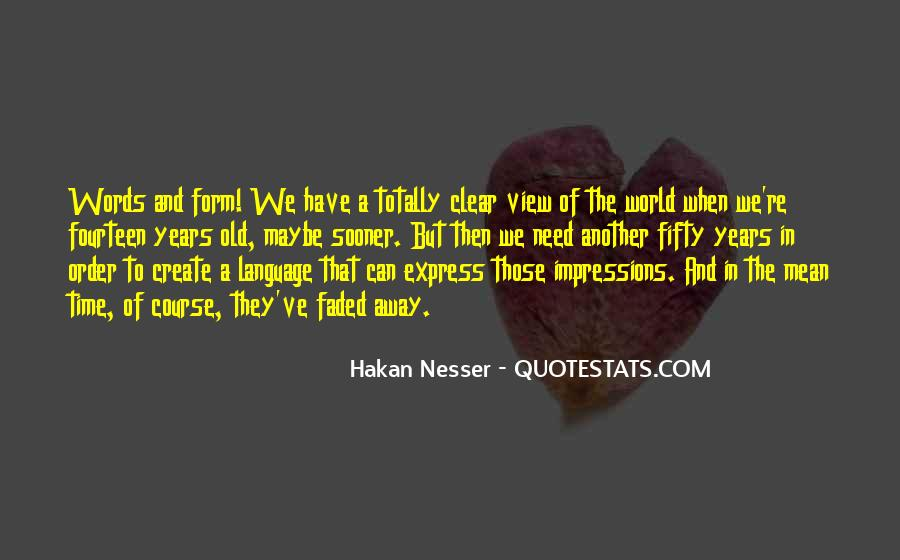 Hakan Nesser Quotes #1688806
