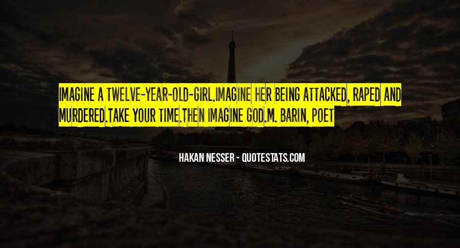 Hakan Nesser Quotes #271810