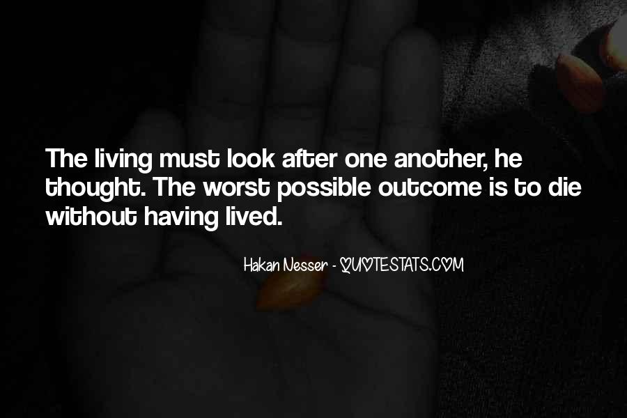 Hakan Nesser Quotes #273267