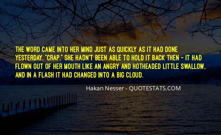 Hakan Nesser Quotes #653718