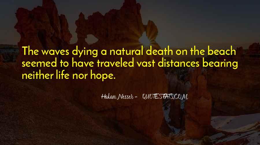 Hakan Nesser Quotes #655098