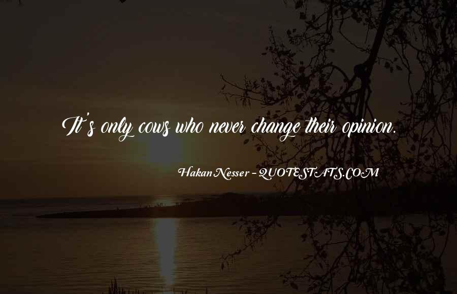 Hakan Nesser Quotes #779093