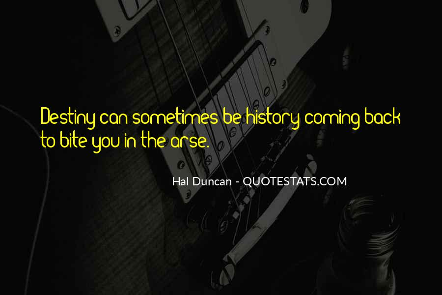 Hal Duncan Quotes #1730009