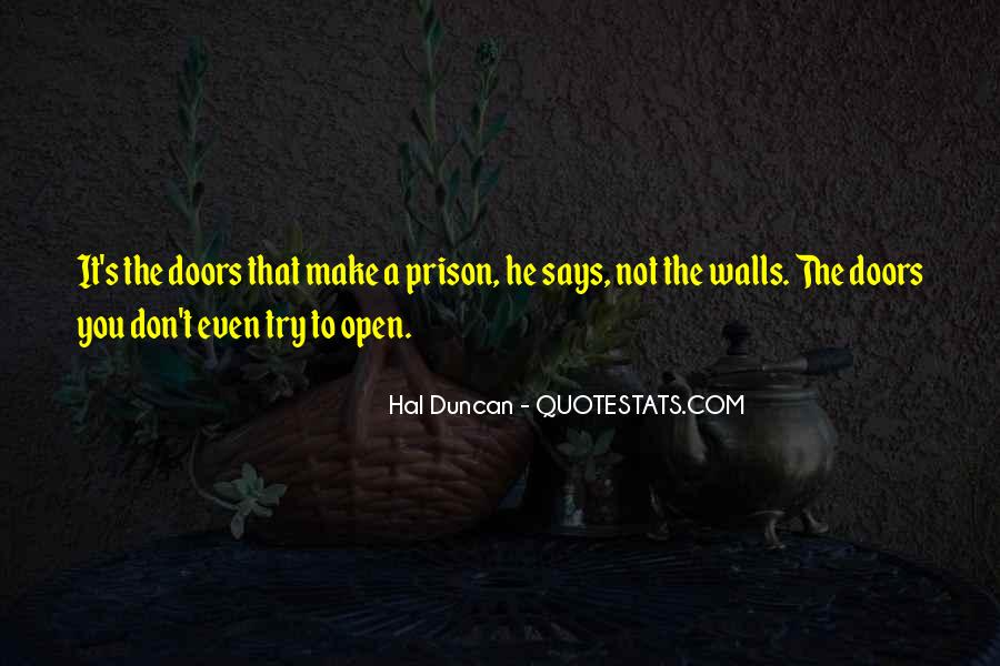 Hal Duncan Quotes #1773191