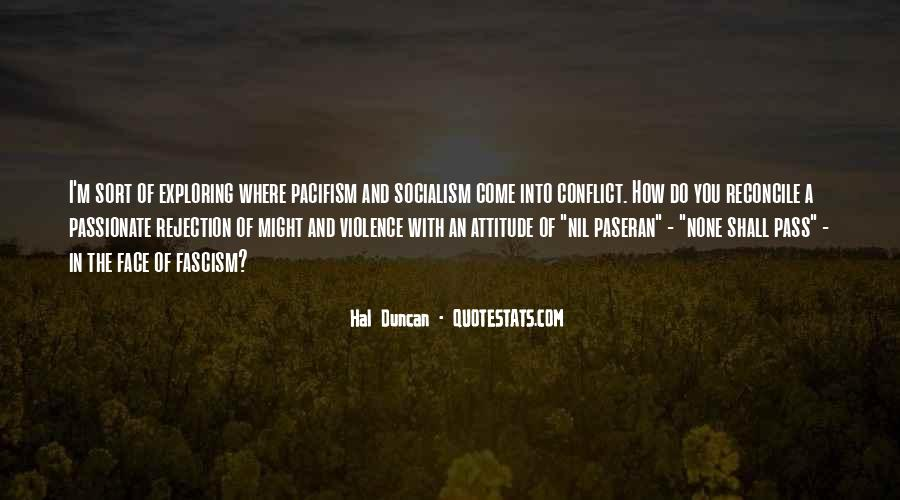 Hal Duncan Quotes #1839888