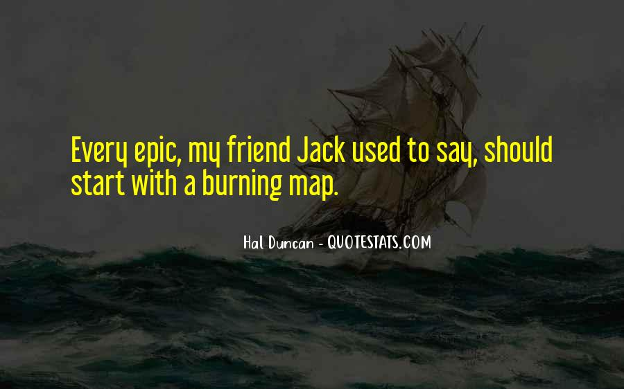 Hal Duncan Quotes #863019