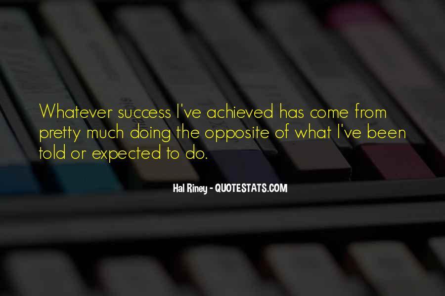 Hal Riney Quotes #121976