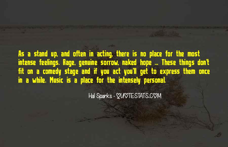 Hal Sparks Quotes #824450