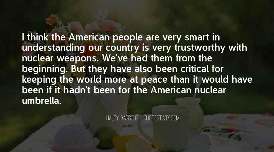 Haley Barbour Quotes #1491428