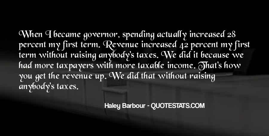 Haley Barbour Quotes #1729384