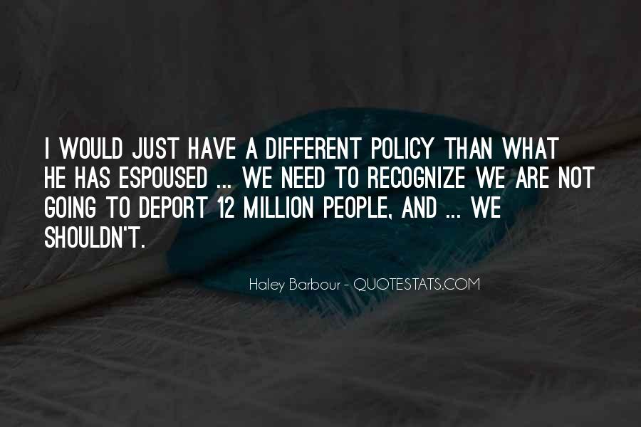 Haley Barbour Quotes #293718