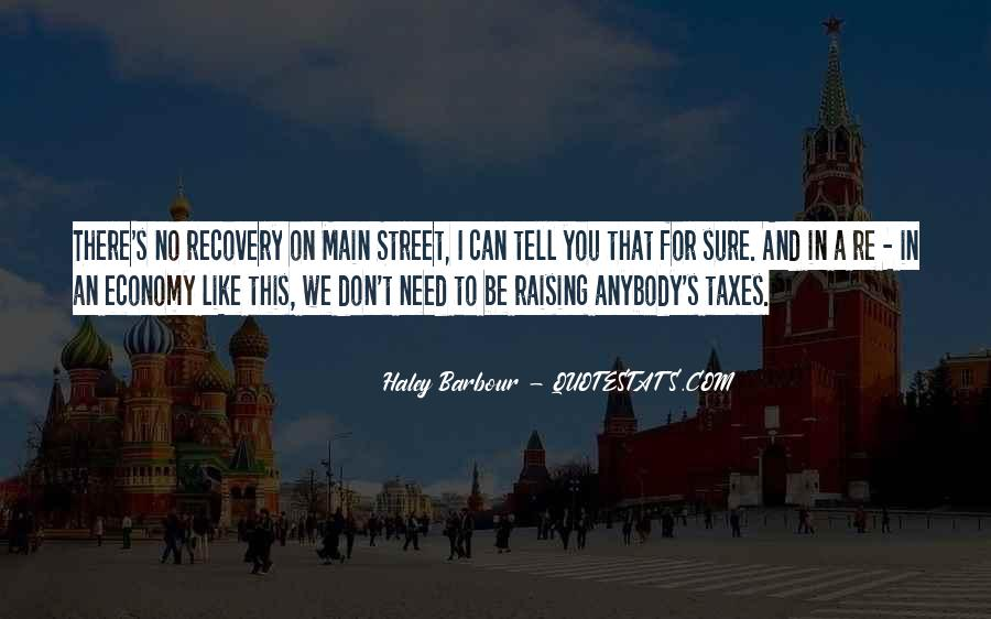 Haley Barbour Quotes #335168