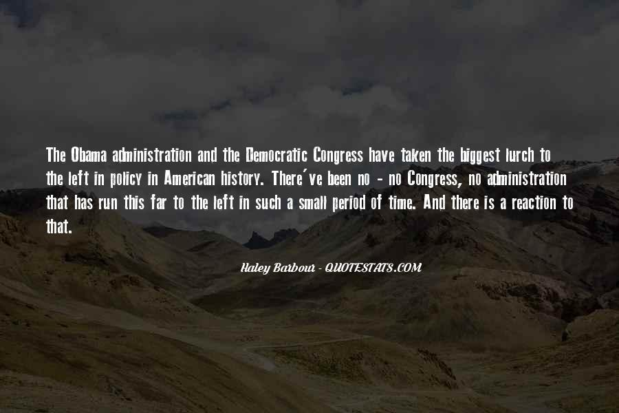 Haley Barbour Quotes #5610