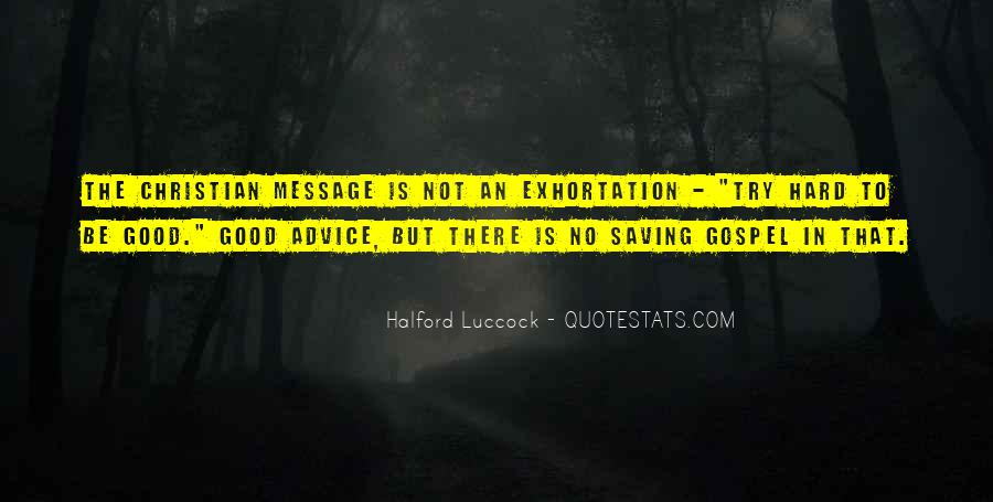 Halford Luccock Quotes #429996