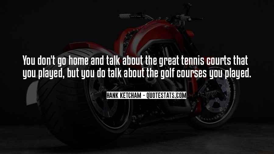 Hank Ketcham Quotes #966907