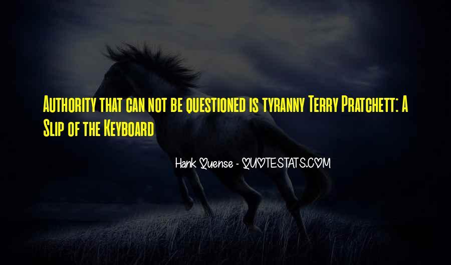 Hank Quense Quotes #143844