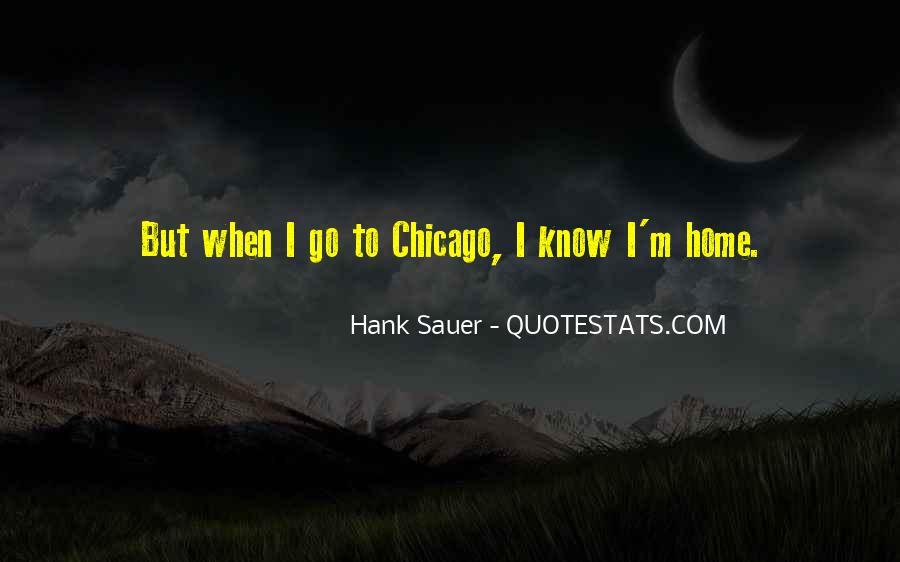 Hank Sauer Quotes #1386818