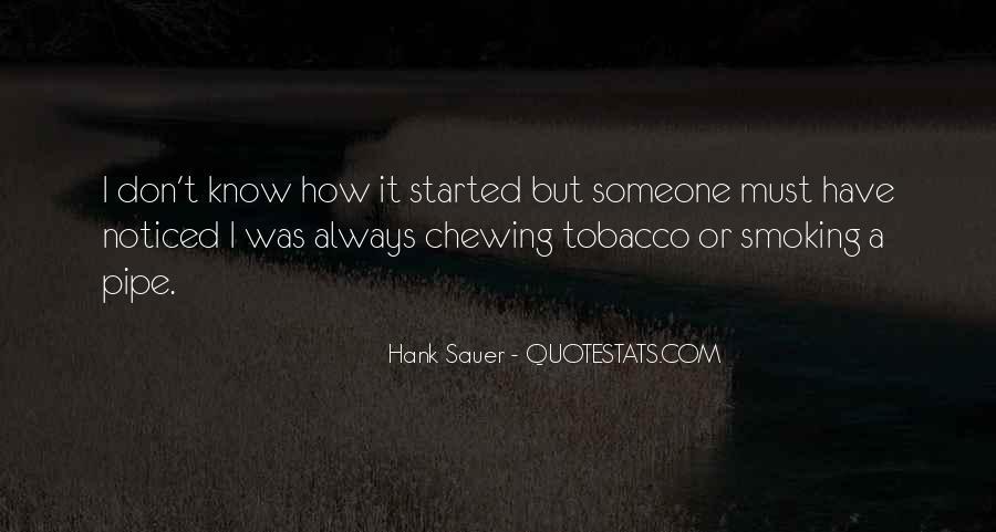 Hank Sauer Quotes #1546827