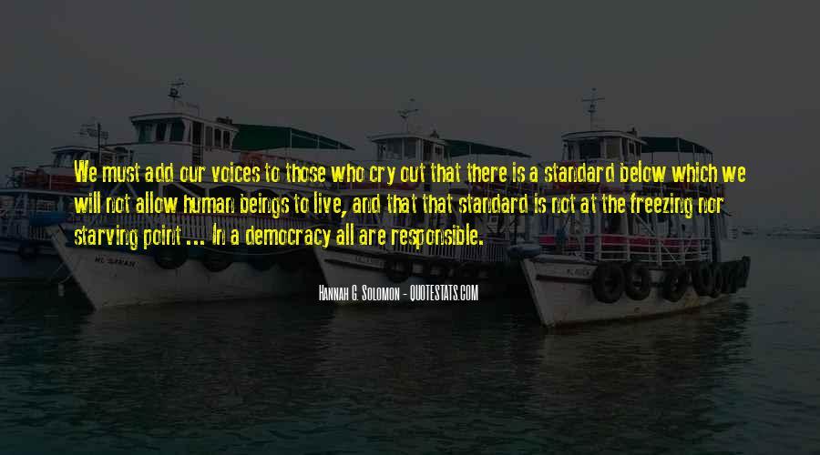 Hannah G. Solomon Quotes #1429627