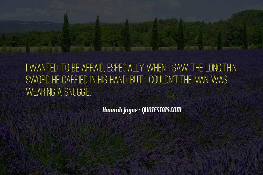 Hannah Jayne Quotes #1193353