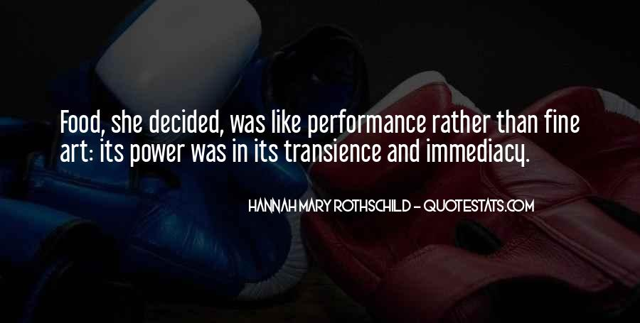 Hannah Mary Rothschild Quotes #180654